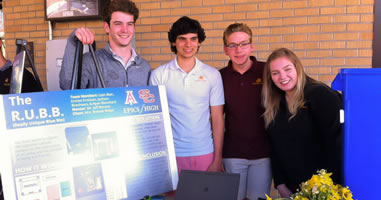 High School Course Wins ASEE Award